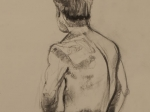 Male Nude Back